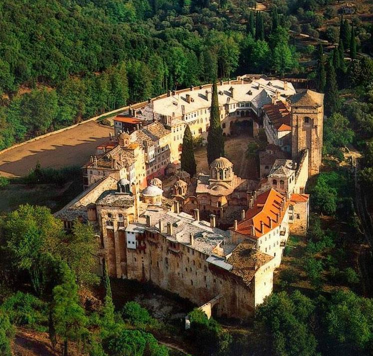 crkve i srpski manastiri
