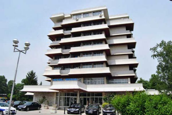 Hotel Termal u Mataruškoj Banji