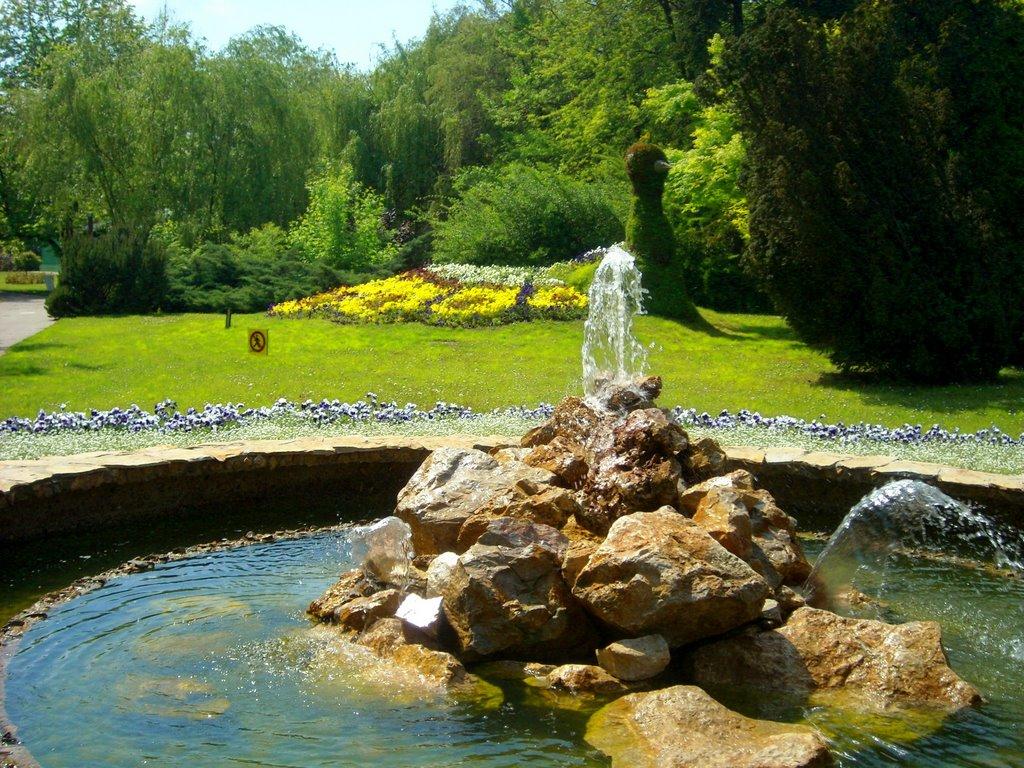 palic termalni bazen