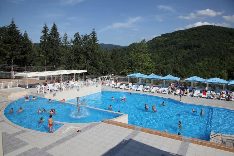 topli bazen za decu prolom banja