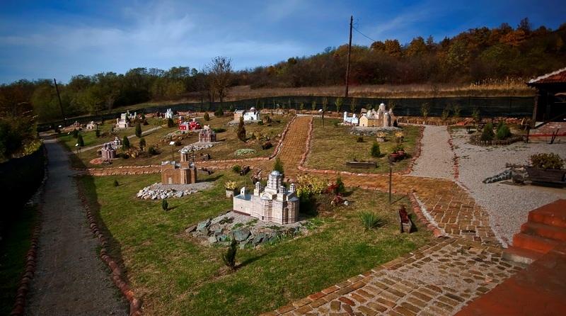 maketa manastira despotovac