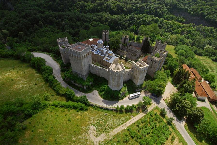 manastir manasija despotovac