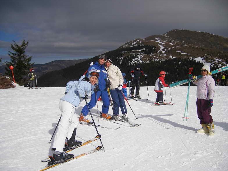 skijanje staze banin zub stara planina