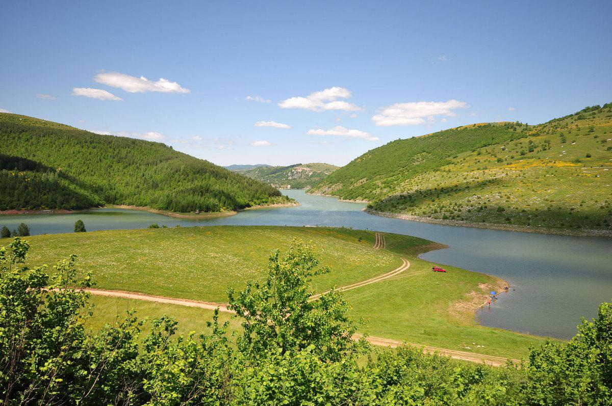 zlatar uvacko jezero